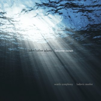 Become Ocean CD Cover