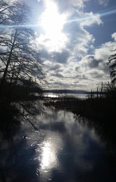 2015-02-24 Ozette Lake