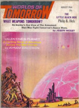Worlds of Tomorrow August 1964
