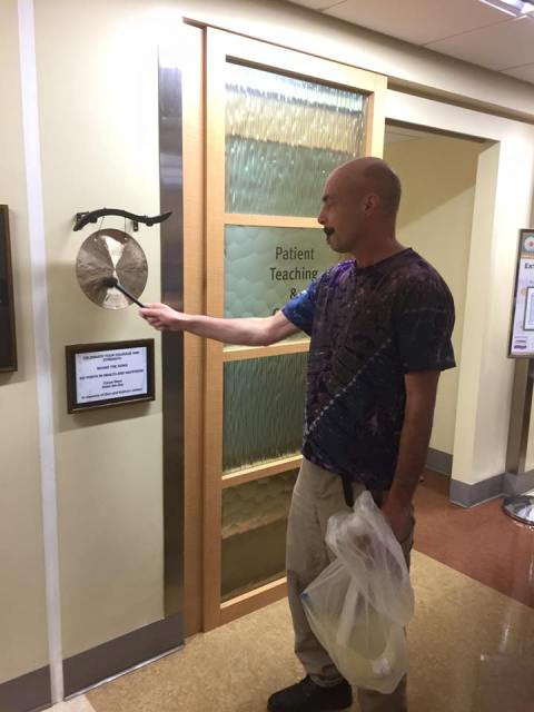 2016-02-24 Ringing the Radiation Gong.jpg
