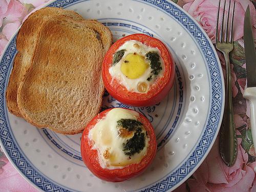 Быстро легкий завтрак фото