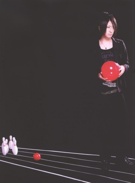 18 - Teruki: jrockeroftheday — LiveJournal