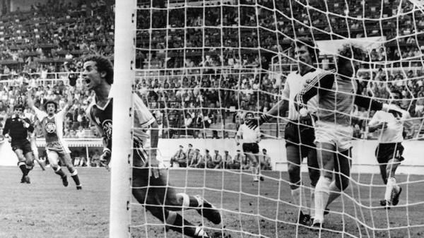 Algeria Germany 1982