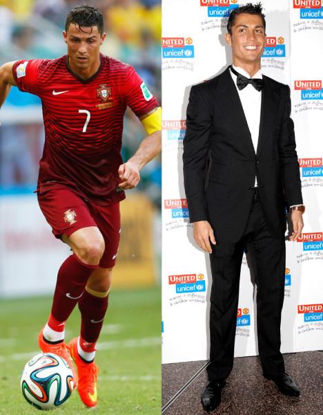 Cristiano Ronaldo best dressed