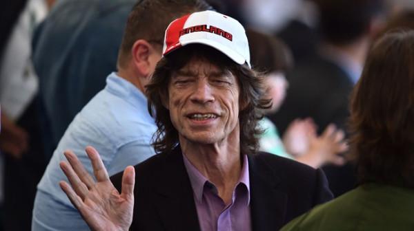 3 Mick Jagger