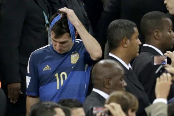 18 Messi Argentina