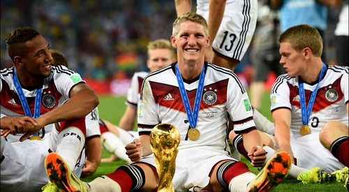21 Schweinsteiger Cup