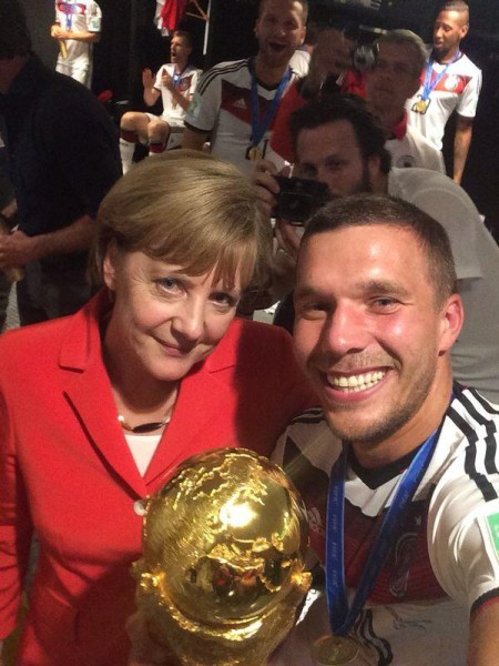 27 Podi selfie with ontd_football member