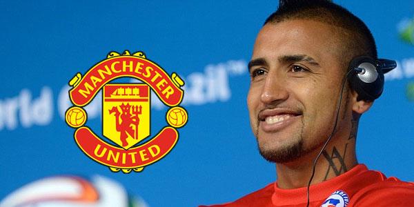 Arturo-Vidal-Man-Utd