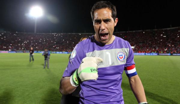 Claudio Bravo Chile
