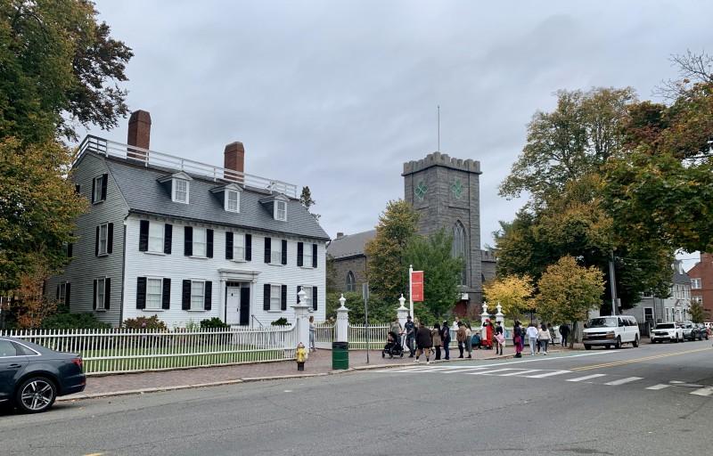 Веревочный замок (Ropes Mansion)