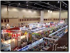 Pesta Buku Antarabangsa Kuala Lumpur  2006 malam terakhir