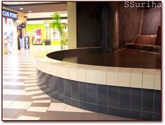 Sanggar kolam The Mall berkenangan masa lalu selalu singgah situ