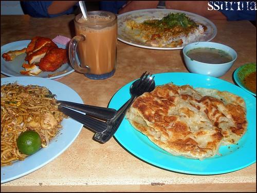 Restoran Mamak Muslim Kota Kinabalu singgahan selalu bila lalu situ