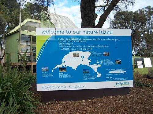 Wisata Pulau Philip Nature Island Australia