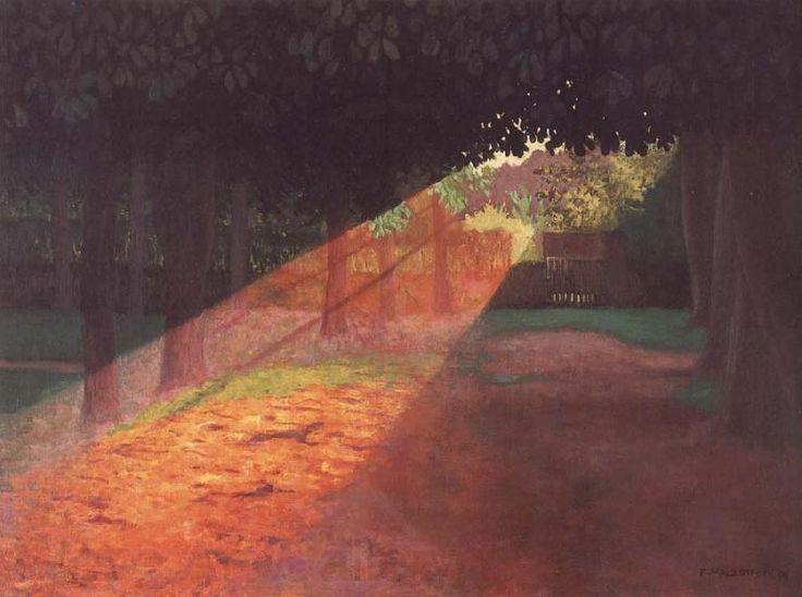 валлоттон луч 1909