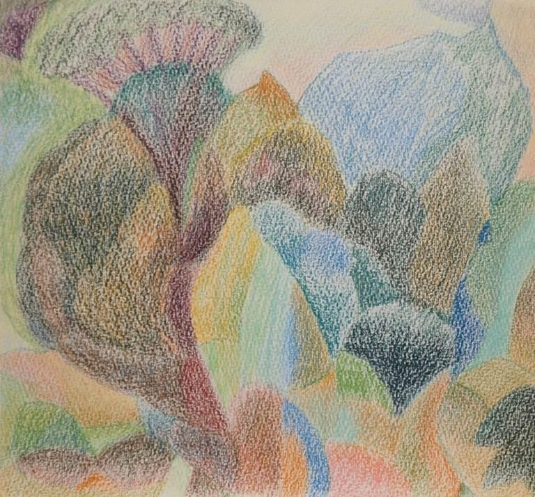 глебова шум дерев летом 75