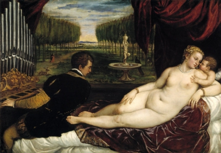 Venus_with_organist_and_CupidМ