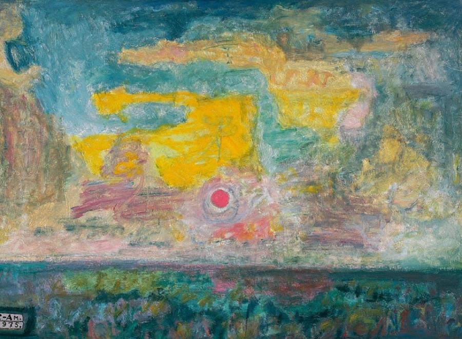 ф семенов амурский пейзаж номер 3 1975