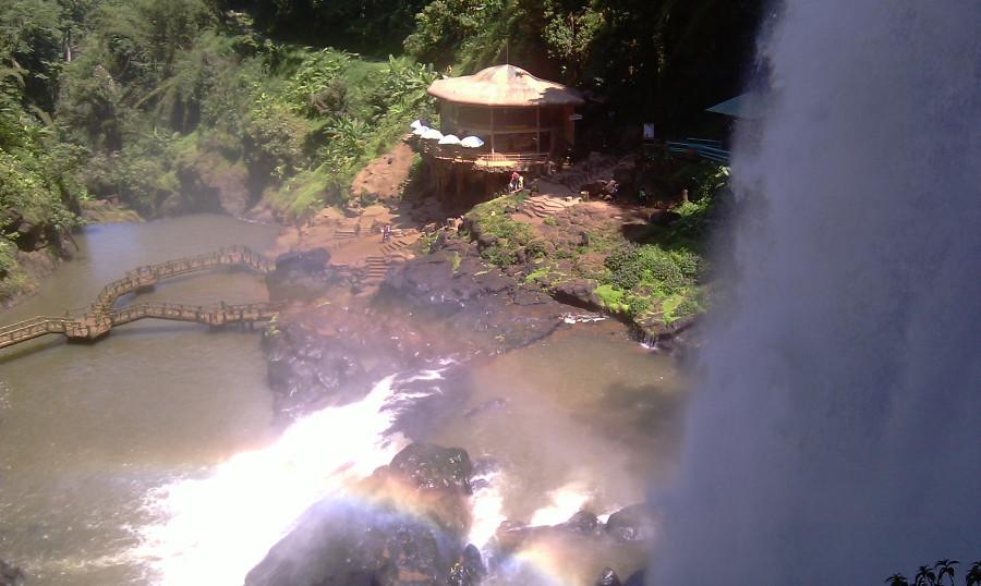 01 Водопады между ХШМ и Далатом