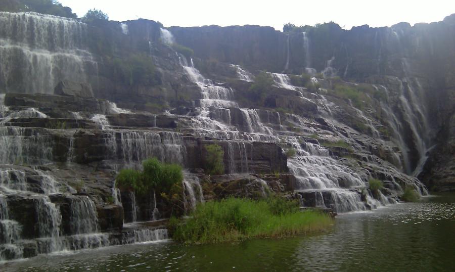 03 Водопады между ХШМ и Далатом