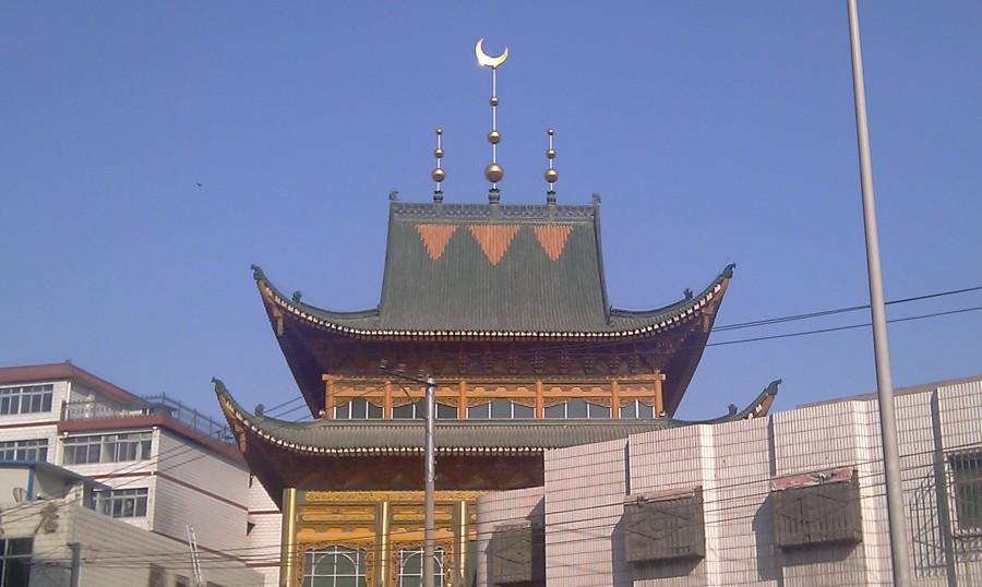 15 Мечеть в Урумчи