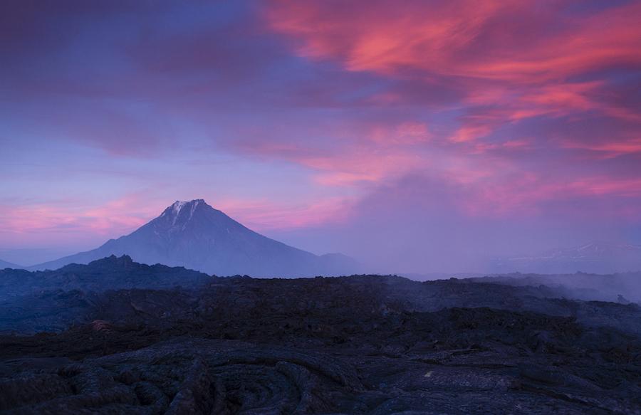 Eruption of Tolbachik Volcano Part 3 July 2013