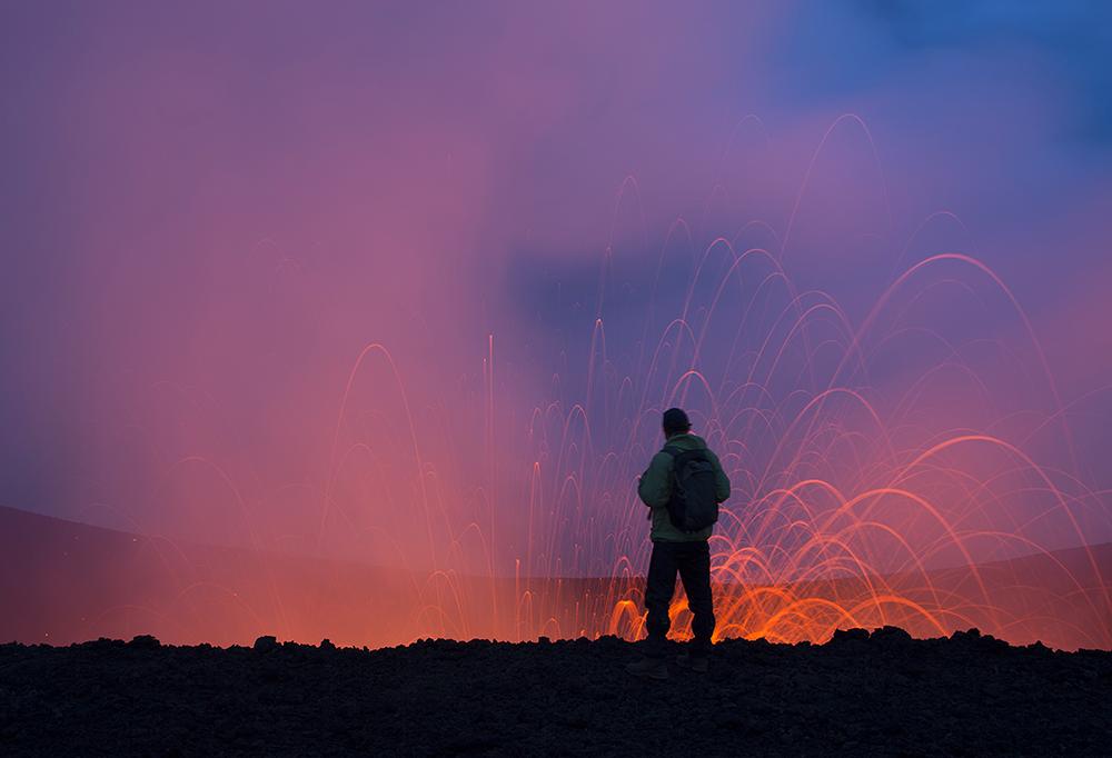 Извержение вулкана Толбачик. Часть 4 - Завершение.