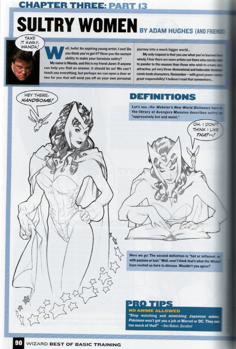 how to draw a naked woman characters