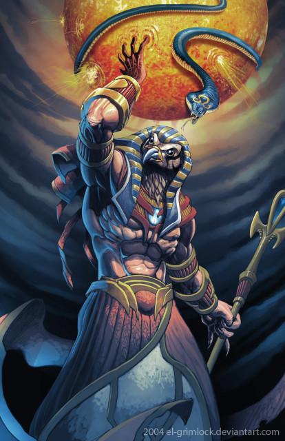 Египетский бог сет тату