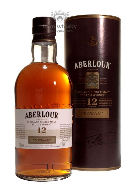 Aberlour_12_sherry_cask