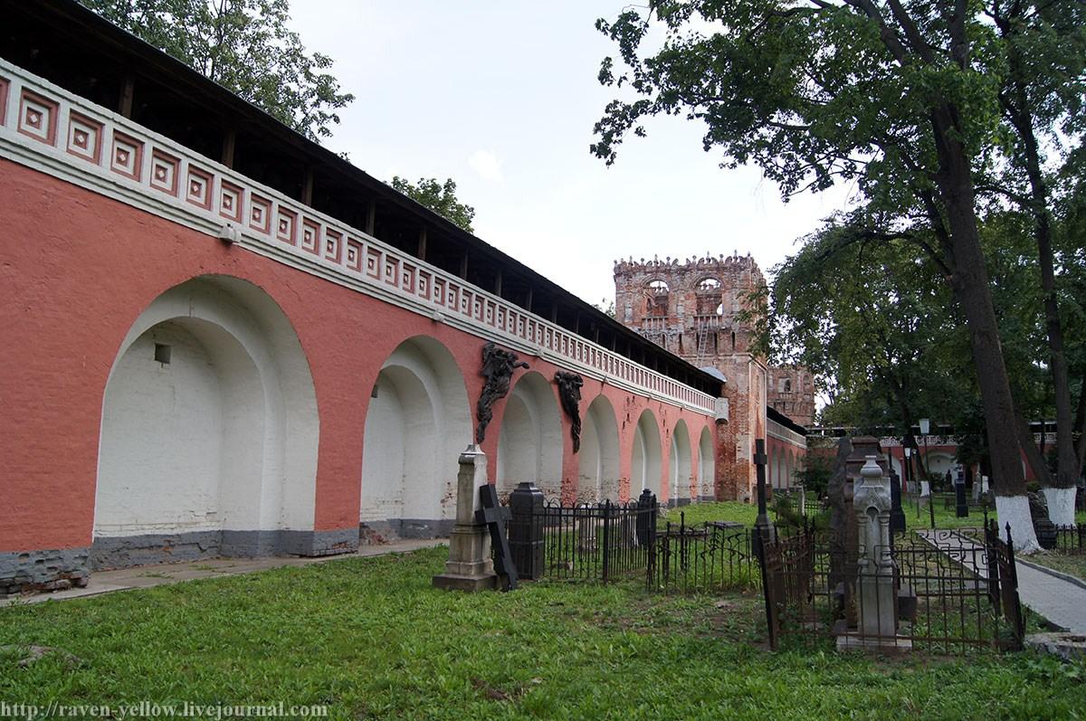 Где находится донской монастырь