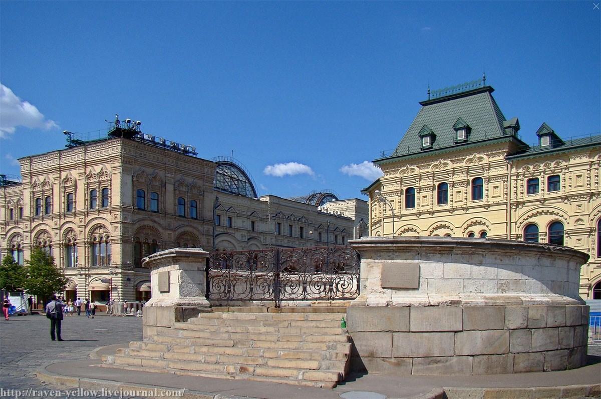 лобное место москва фото монастырь здания больницы