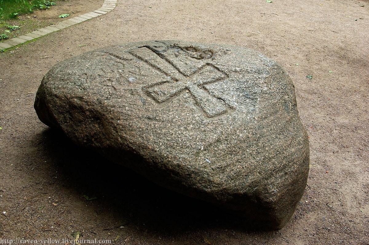 борисов камень в полоцке фото образ она дополнила