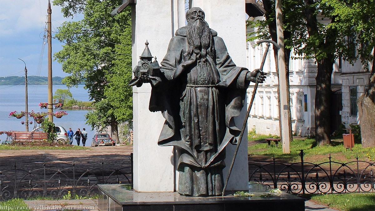 Калязин. Городские легенды