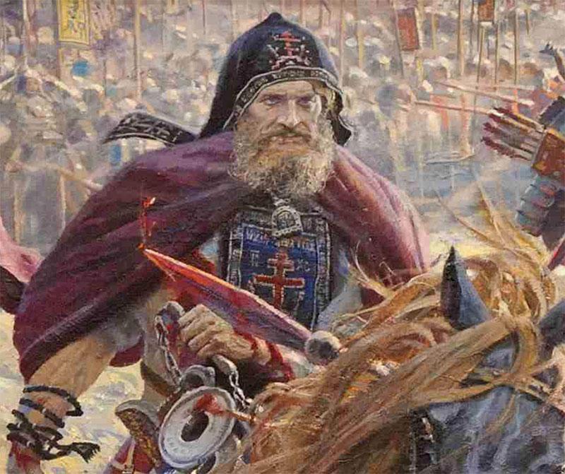 Павел Рыженко. Куликовская битва: raven_yellow — LiveJournal