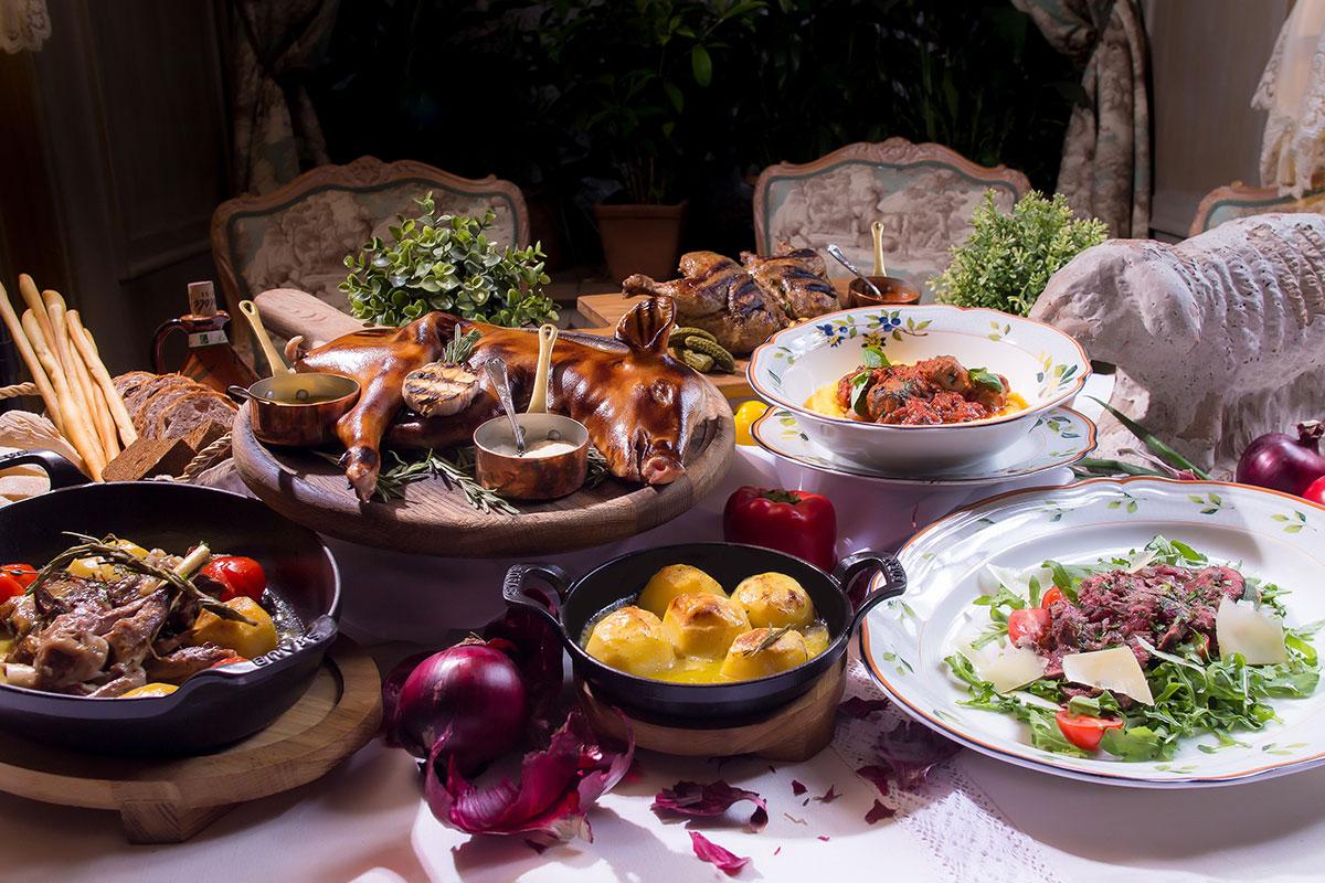 фото русский стол блюда для иностранцев рекомендации