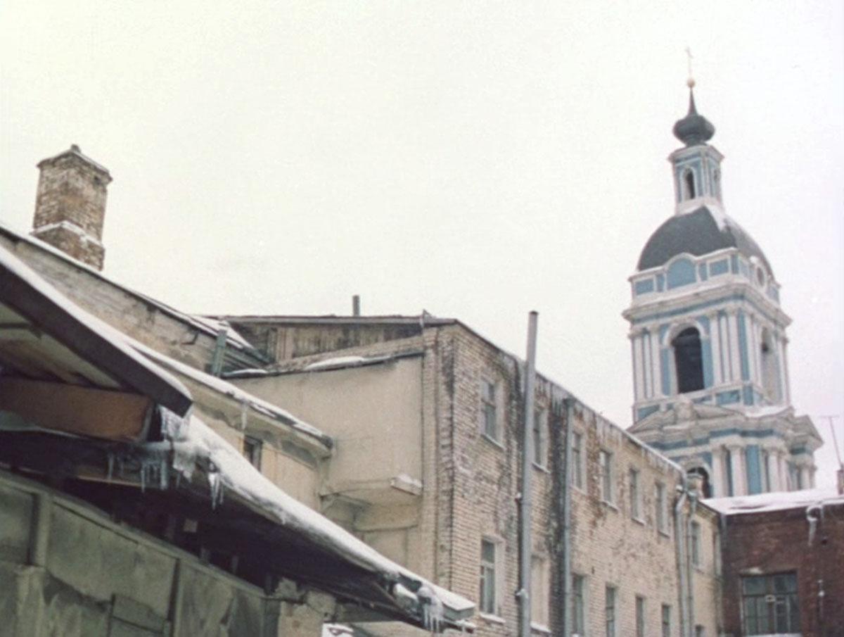 Москва Высоцкого