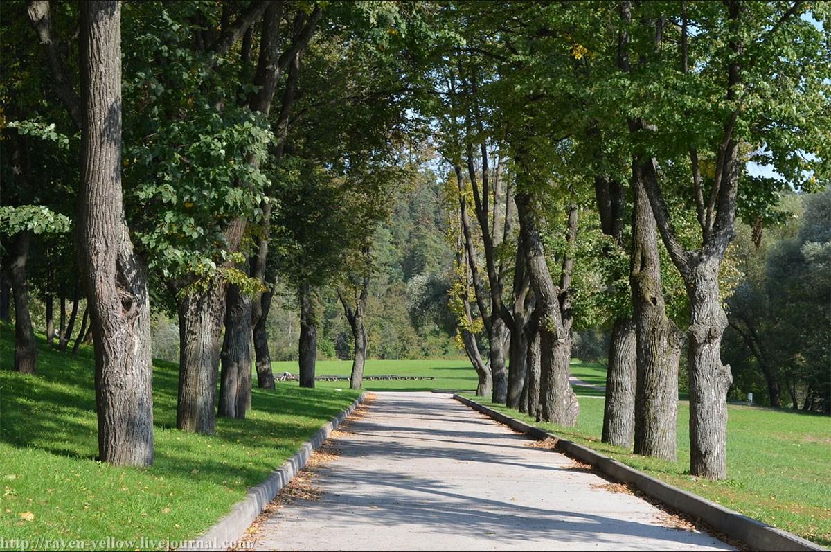 Dubrovitsy estate