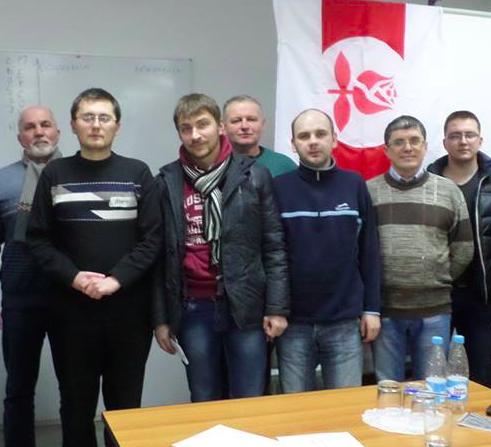 Конфликт в БСДП:  члены политсилы в Полоцке и Новополоцке призвали руководство партии уйти в отставку