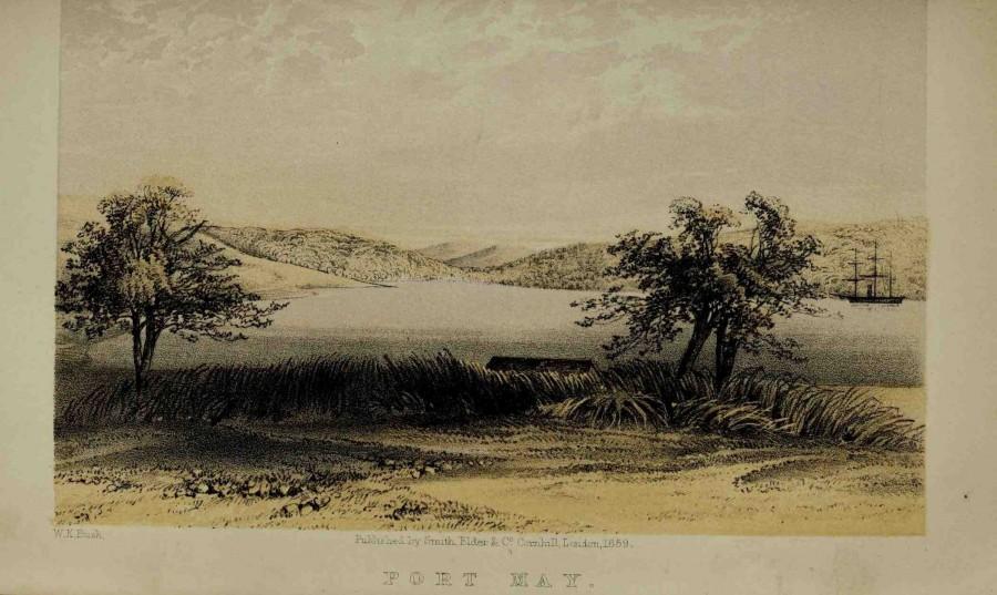 Port May