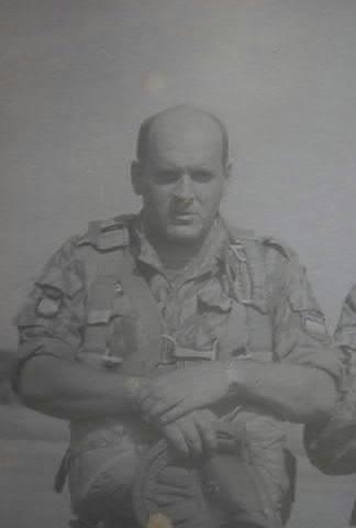 Полковник Полянский. Замполит бригады. В Чечне руководил бригадой вместо комбрига.