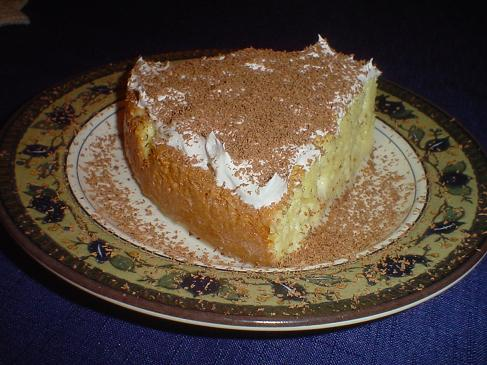 The chocolate made it.