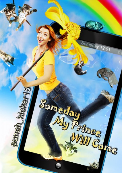"""Banner for punch_kicker15's """"Someday My Prince Will Come"""""""