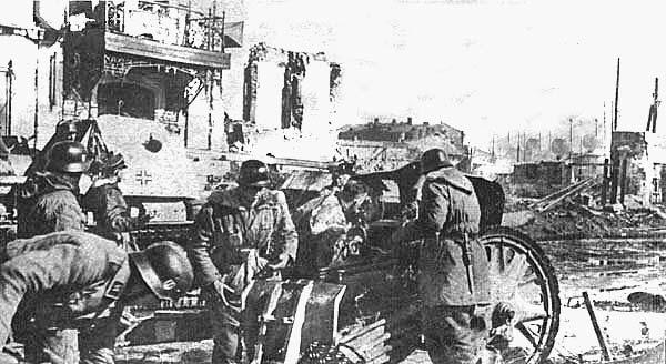 12 марта 1943 года, вторая половина дня, район Харьковского мостаcharm123