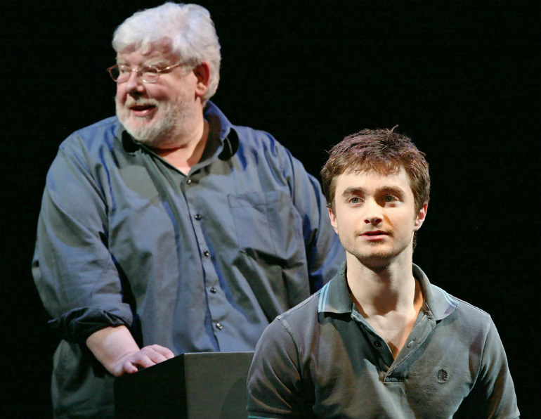 Richard+Griffiths+Daniel+Radcliffe
