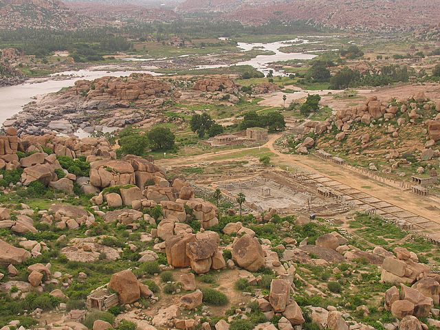 Hampi-ruins-rocks-India