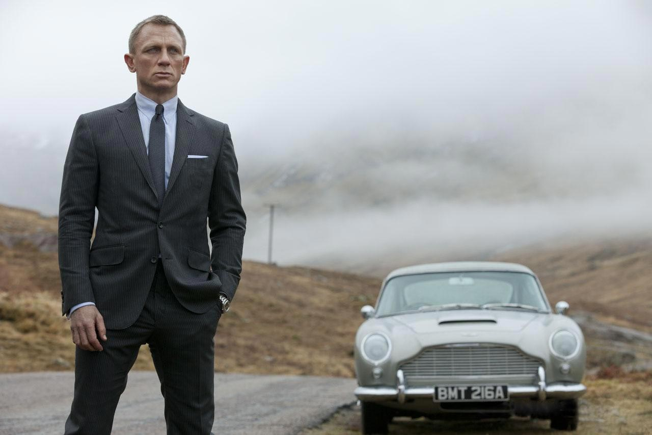 Craig & Aston Martin