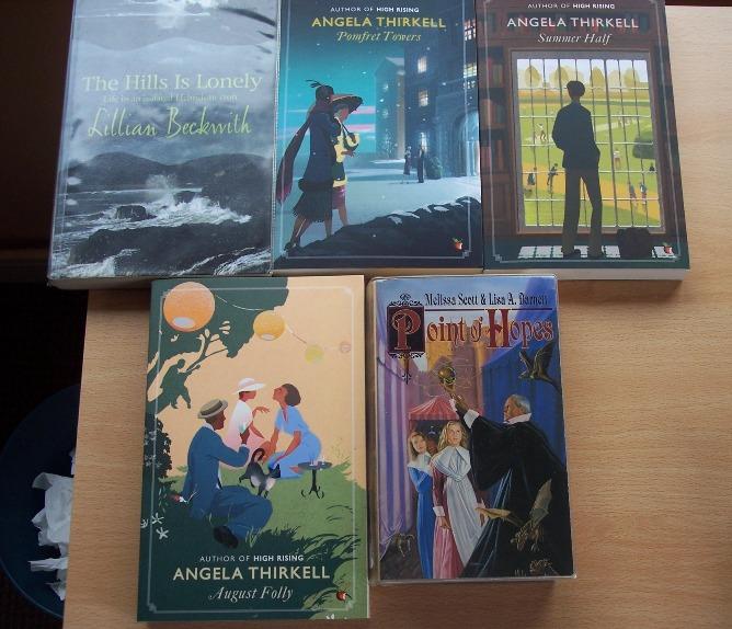 Books - June 004x2