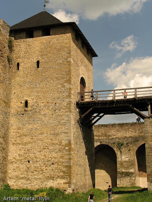Хотин, Хотинская крепость